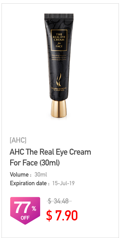 AHC AHC The Ewal Eye Cream For Face (30ml)